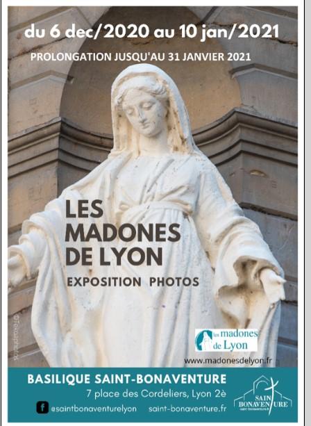 EXPOSITION PHOTOS A SAINT-BONAVENTURE jusqu'au 31 janvier 2021