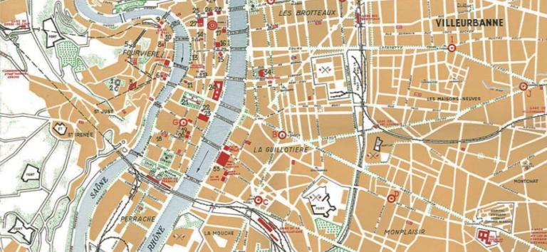 Vue de Lyon 20ème2